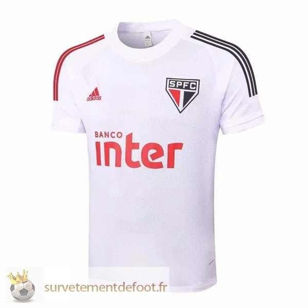 Maillot Entrainement Sao Paulo Equipement 2020 2021
