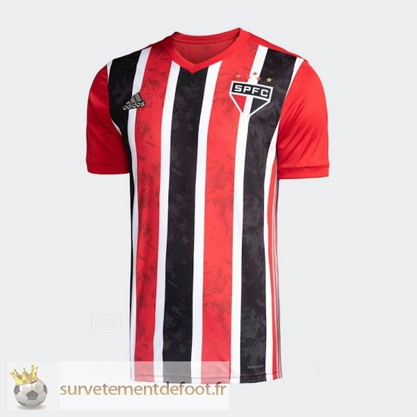 Maillot 2rd Sao Paulo Equipement 2020 2021