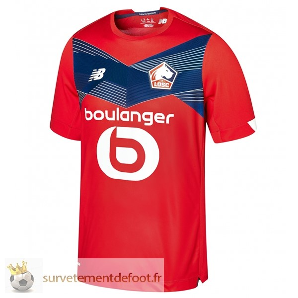 Maillot 1rd Lille Equipement 2020 2021