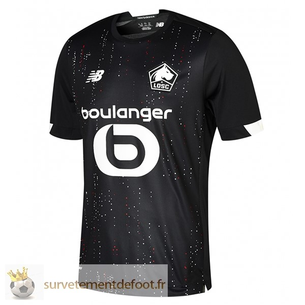 Maillot 2rd Lille Equipement 2020 2021