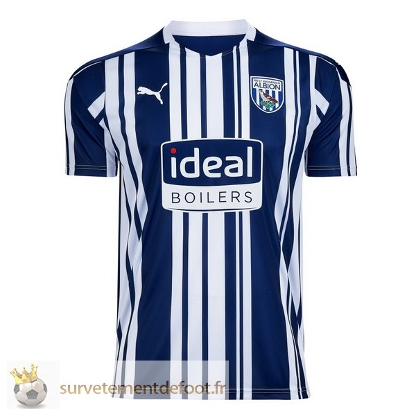 Maillot 1rd West Brom Equipement 2020 2021