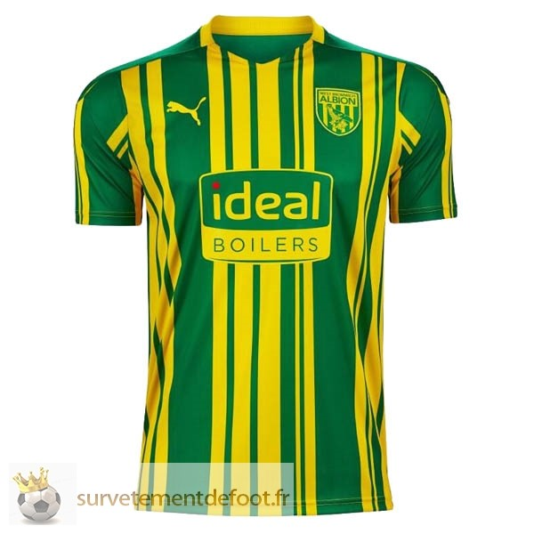 Maillot 2rd West Brom Equipement 2020 2021