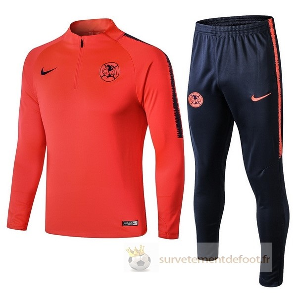 Survetement Club América Equipement 2018 2019 Orange