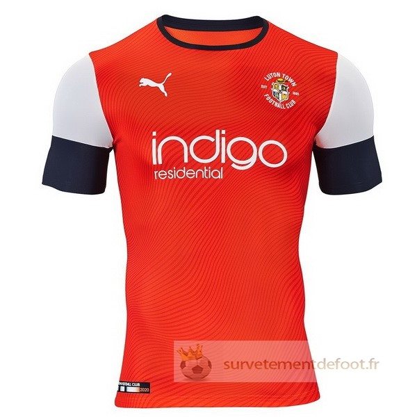 Maillot 1rd Luton Town Equipement 2019 2020