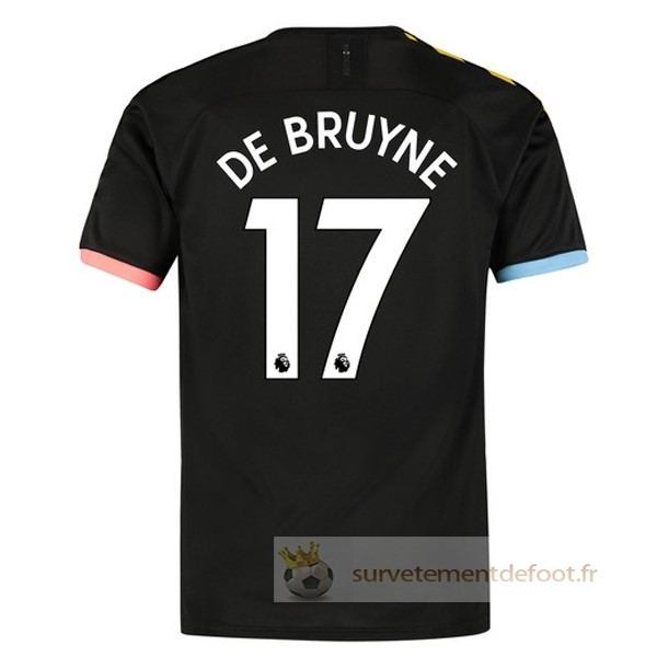 NO.17 De Bruyne Maillot 2rd Manchester City Equipement 2019 2020