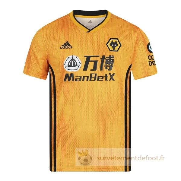 Maillot 1rd Wolves Equipement 2019 2020